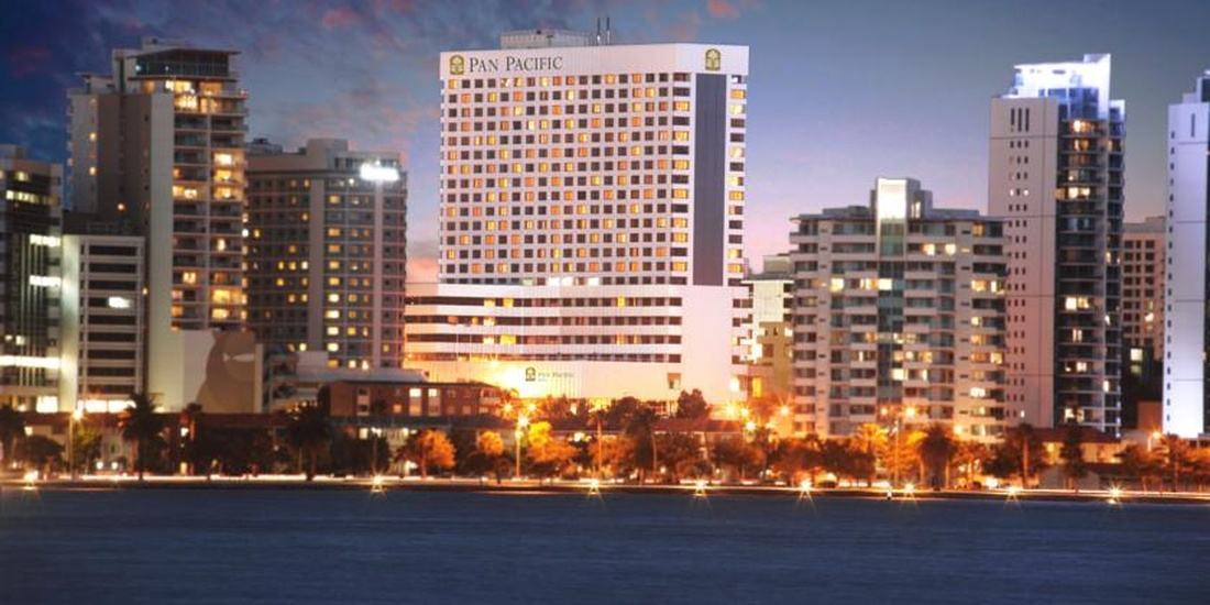 Pan Pacific Hotel, Perth