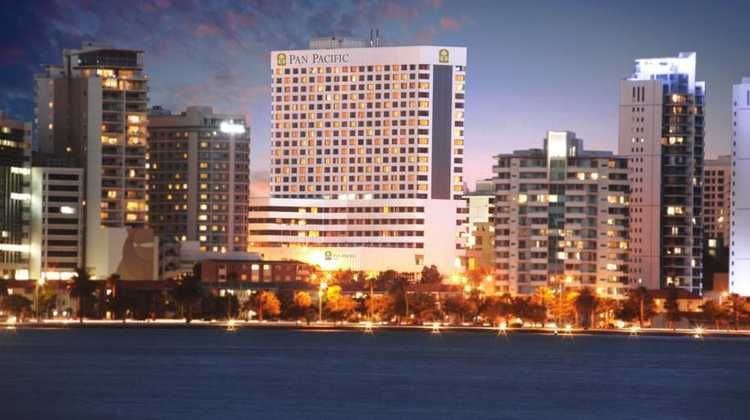 Pan Pacific Hotel, Perth preview