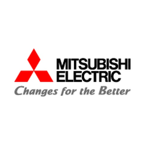Mitsubishi Electric air curtain Logo
