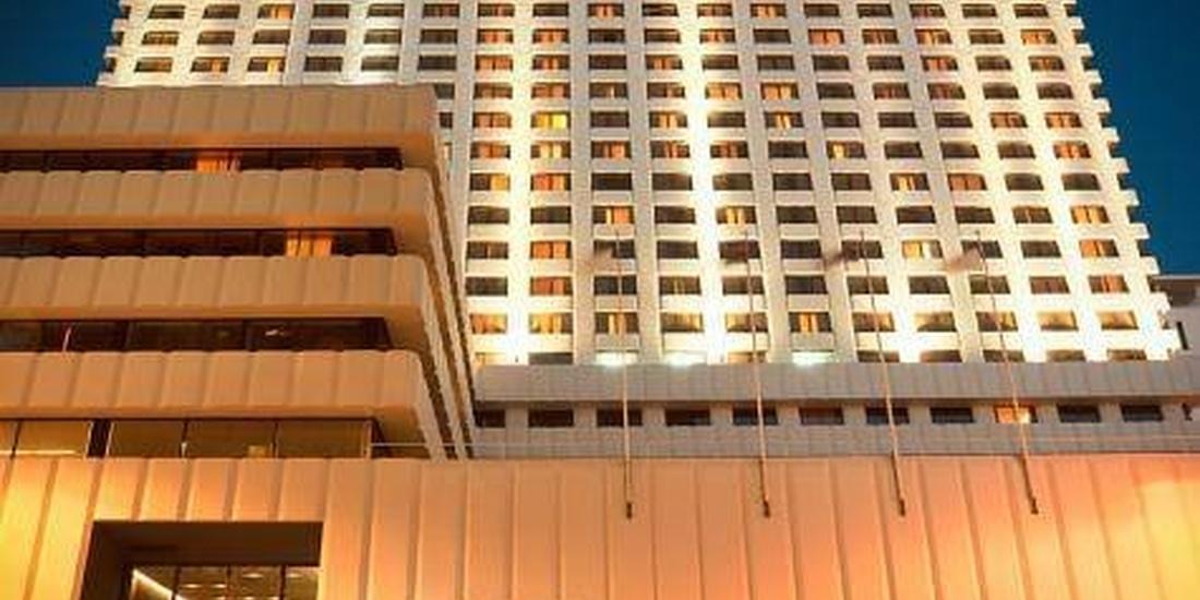 Pan Pacific Hotel, Perth