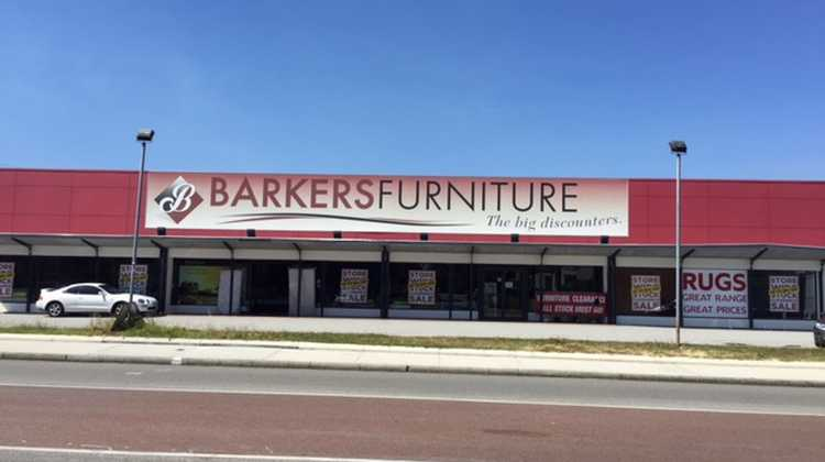 Barkers Furniture preview