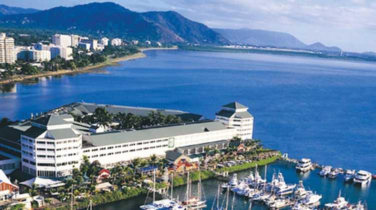 Shangri-La Hotel, Cairns preview